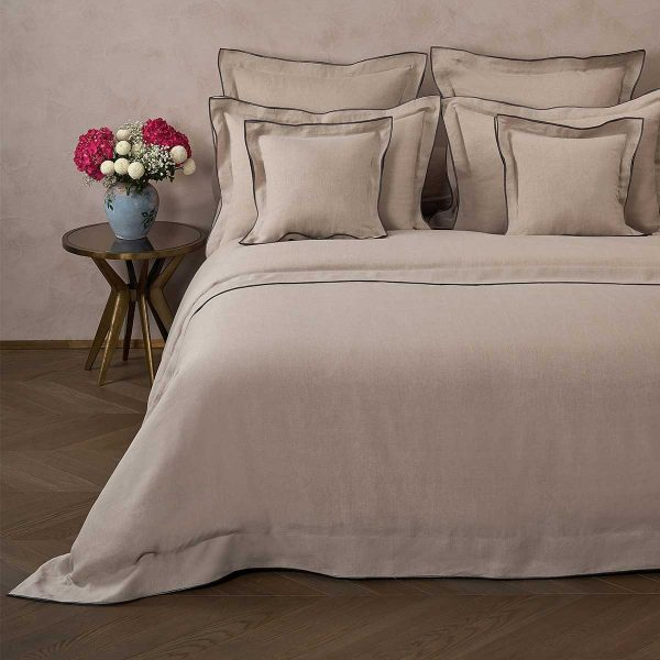 Boho duvet cover natural