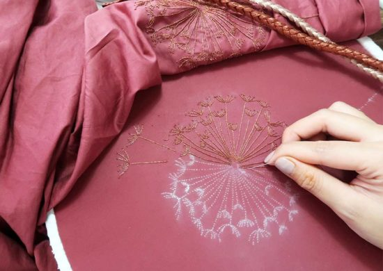Introduction into Hand Embroidery