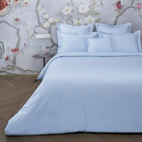bella duvet cover aqua