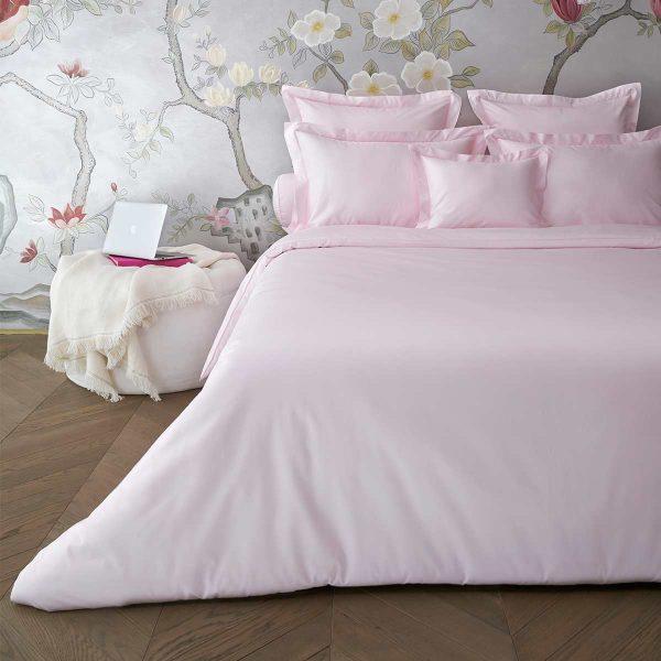 bella duvet cover paradise pink
