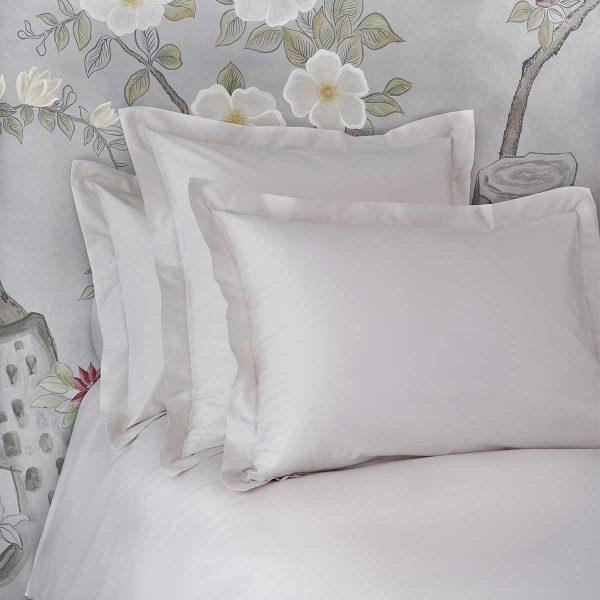 bella pillow shams moonlight
