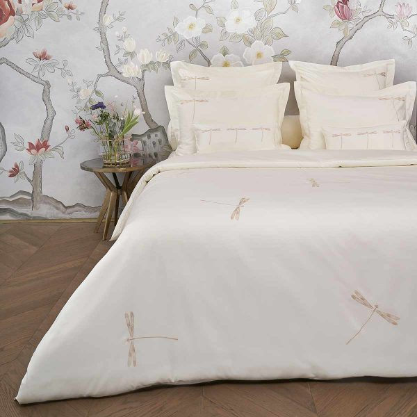 dragonfly duvet cover lemonade