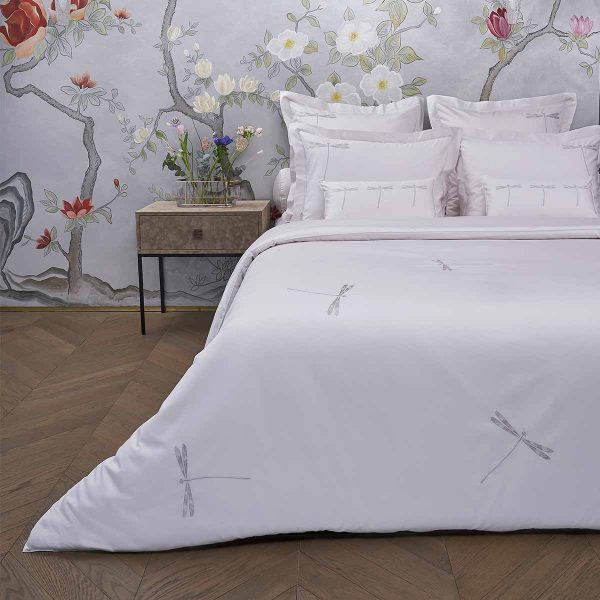 dragonfly duvet cover moonlight