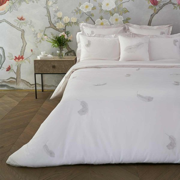 feather duvet cover moonlight