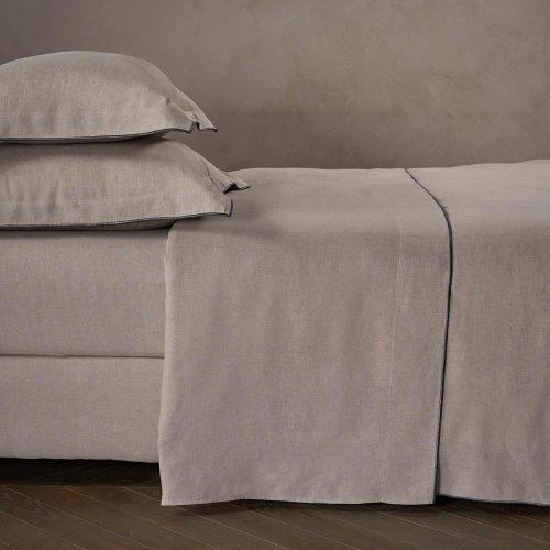 boho top sheet natural