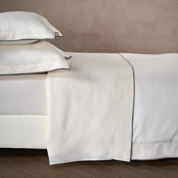 boho top sheet warm white