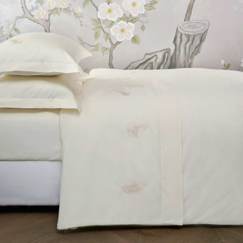 feather top sheet lemonade