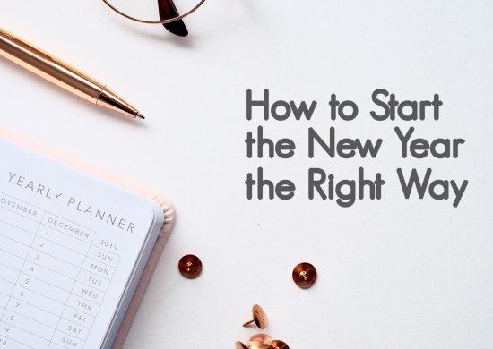 5 Điều Nên Làm Để Bắt Đầu Năm Mới Đúng Cách