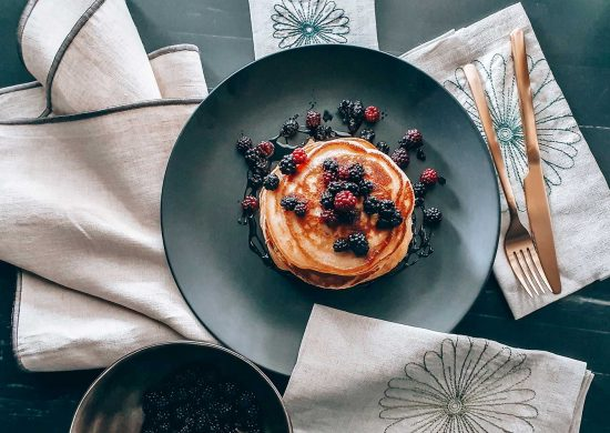 Công Thức Làm Bánh Kếp Cho Buổi Sáng Chủ Nhật