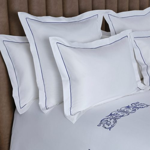 satin cord pillow sham
