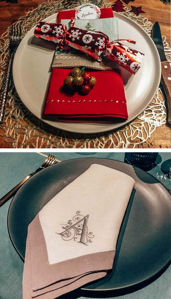 Personalise Each Place Setting