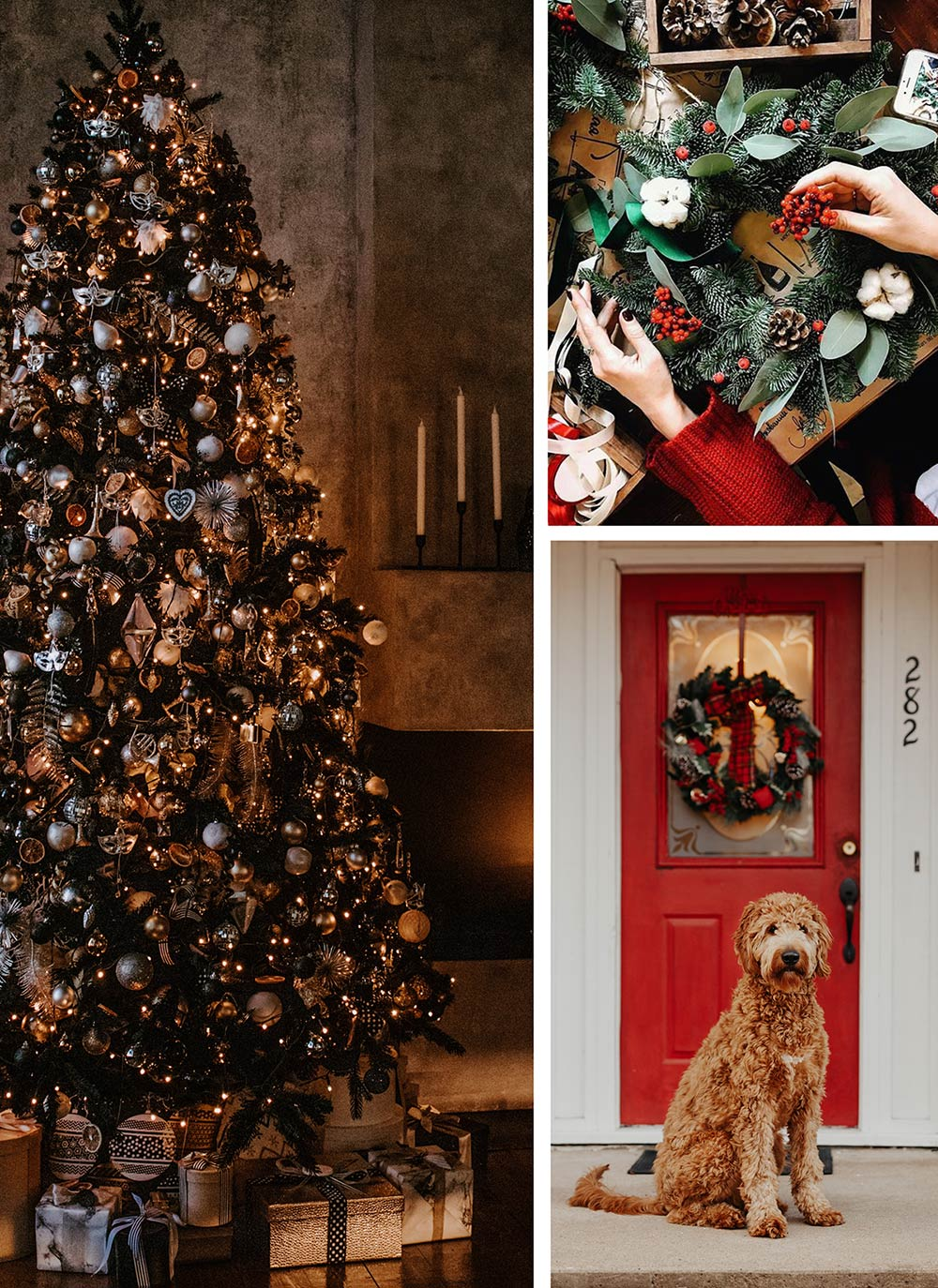 how to prepare for christmas decorating