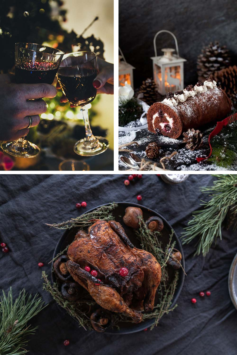 Prepare a Delicious Menu for the Perfect Christmas Eve
