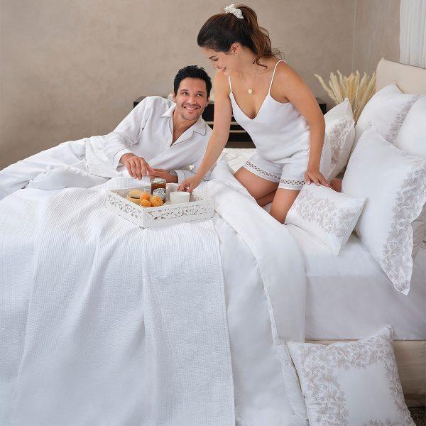 Santa Anna bed linen full set cotton