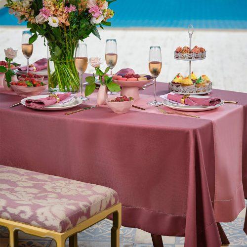 girls brunch tablecloth